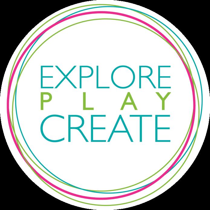 Explore Play Create logo