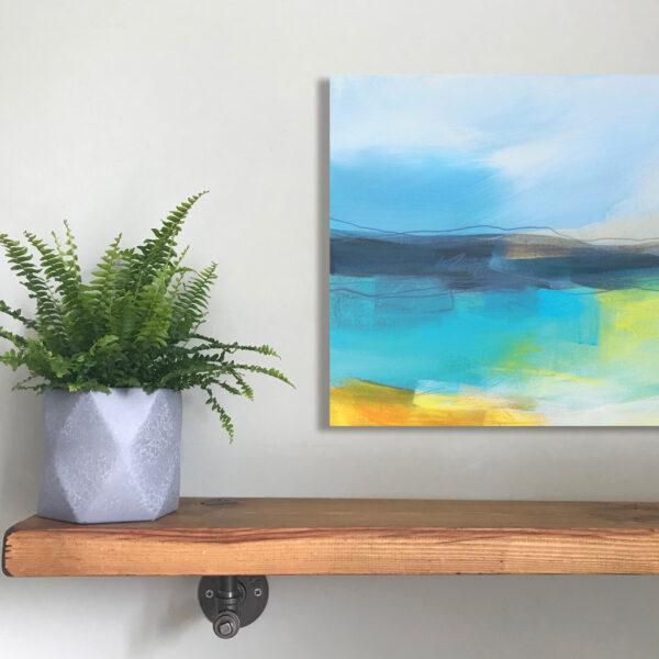 Work on canvas